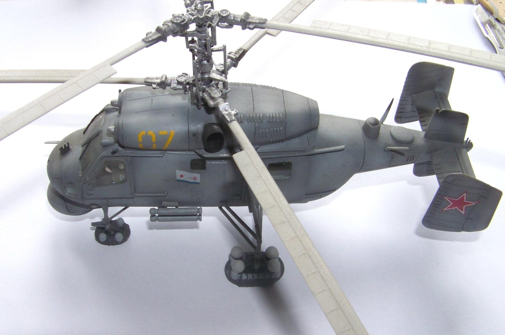 Airfix 1/72 Ka-25 by Pawel