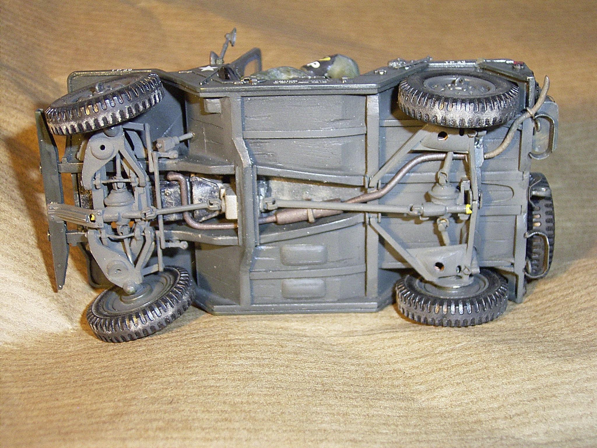 General Truck Body >> M151A1 MUTT