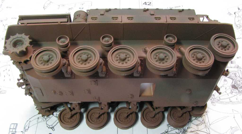 1:35 M42A1 Duster
